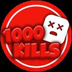 Roblox Seconds Till Death - Badge 1000 Kills