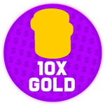 Roblox Shopping Simulator - Shop Item 10x Gold Collected