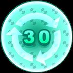 Roblox Strongman Simulator - Badge Rebirth - 30