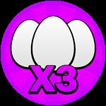 Roblox Super Speed Simulator - Shop Item Open 3 Eggs