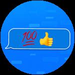 Roblox Texting Simulator - Badge 100K Likes Update!