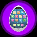 Roblox Texting Simulator - Badge Agent of E.G.G Master Hacker