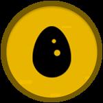 Roblox Texting Simulator - Badge Golden Egg