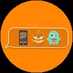 Roblox Texting Simulator - Badge Halloween Event