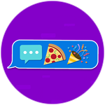 Roblox Texting Simulator - Badge Pizza Party Community Prize!