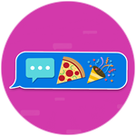 Roblox Texting Simulator - Badge Pizza Party Influencer Prize!