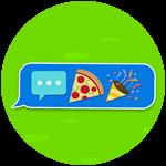 Roblox Texting Simulator - Badge Pizza Party Roblox Admin Prize!