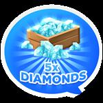 Roblox Texting Simulator - Shop Item 5x Diamond Value
