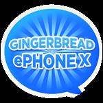 Roblox Texting Simulator - Shop Item Gingerbread ePhone X