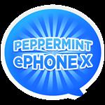 Roblox Texting Simulator - Shop Item Peppermint ePhone X