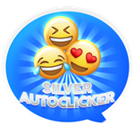 Roblox Texting Simulator - Shop Item Silver Emoji Autoclicker