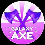 Roblox Timber - Shop Item Galaxy Axe!
