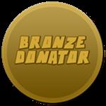 Roblox Totally Accurate Gun Simulator - Badge Bronze Donator