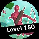 Roblox Totally Accurate Gun Simulator - Badge Level 150