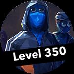 Roblox Totally Accurate Gun Simulator - Badge Level 350