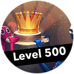 Roblox Totally Accurate Gun Simulator - Badge Level 500