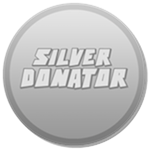 Roblox Totally Accurate Gun Simulator - Badge Silver Donator