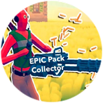 Roblox Totally Accurate Gun Simulator - Shop Item Epic Pack Collector