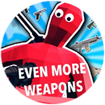 Roblox Totally Accurate Gun Simulator - Shop Item Even More Weapons!