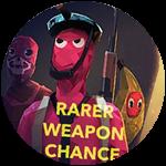 Roblox Totally Accurate Gun Simulator - Shop Item Rarer Weapon Chance
