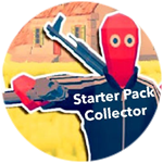 Roblox Totally Accurate Gun Simulator - Shop Item Starter Pack Collector
