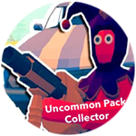 Roblox Totally Accurate Gun Simulator - Shop Item Uncommon Pack Collector