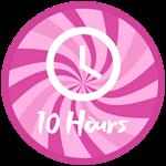Roblox Treasure Lake Simulator - Badge 10 Hours!