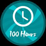 Roblox Treasure Lake Simulator - Badge 100 Hours!