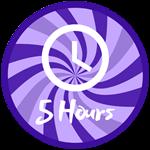 Roblox Treasure Lake Simulator - Badge 5 Hours!