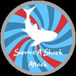 Roblox Treasure Lake Simulator - Badge Shark Attack!