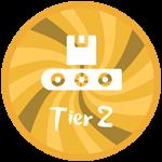 Roblox Treasure Lake Simulator - Badge Tier 2 Polisher!