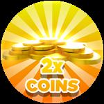 Roblox Treasure Lake Simulator - Shop Item 2x Coins