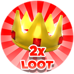 Roblox Treasure Lake Simulator - Shop Item 2x Loot