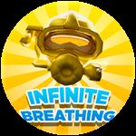 Roblox Treasure Lake Simulator - Shop Item Infinite Breathing!
