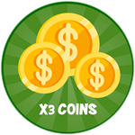 Roblox Typing Simulator - Shop Item x3 Coins