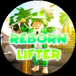 Roblox Weight Lifting Simulator - Badge Reborn Lifter