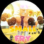Roblox Weight Lifting Simulator - Badge Small Fry