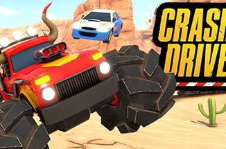 Crash Drive 3 – Getting into the Top of the Ring Moon Map 1 - steamlists.com