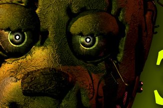 Five Nights at Freddy's 3 – Best Strategy How to Beat Aggressive Nightmare Mode 2 - steamlists.com