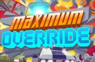 Maximum Override – Information Guide for Mech – UFO – Robot T-Rex – Tank 1 - steamlists.com