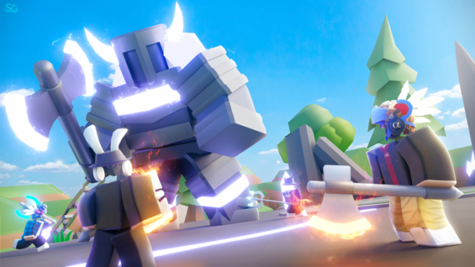 Roblox – Axe Champions Codes (July 2021) 2 - steamlists.com