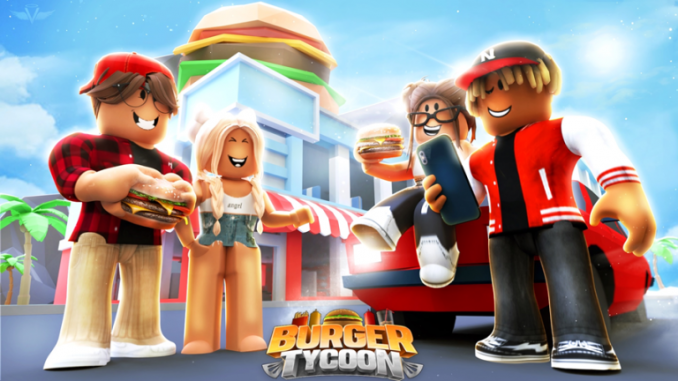 Roblox – Burger Tycoon Codes (July 2021) 2 - steamlists.com