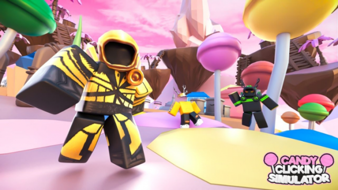 Roblox – Candy Clicking Simulator Codes (July 2021) 2 - steamlists.com