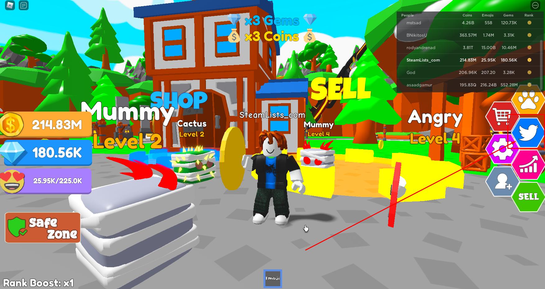 Roblox Happy Simulator 2 Codes