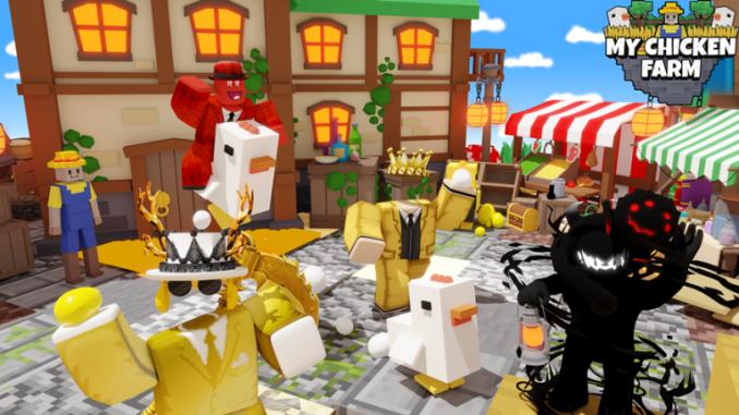 Roblox – My Chicken Farm Codes (July 2021) 2 - steamlists.com