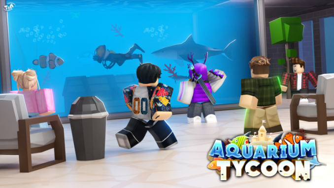 Roblox – My Fish Store Tycoon Codes (July 2021) 3 - steamlists.com
