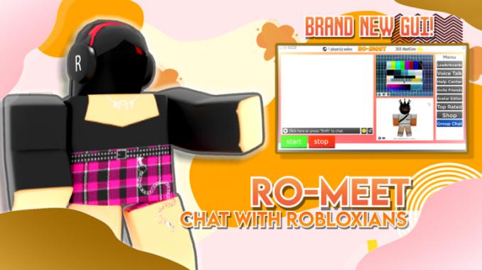 Roblox – Ro-Meet Codes (July 2021) 2 - steamlists.com