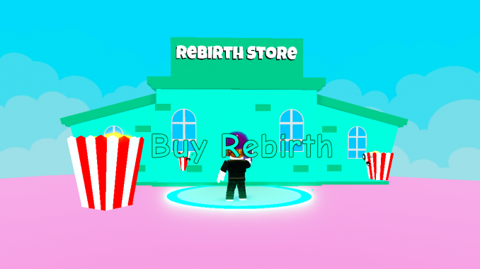 Roblox – Shampoo Simulator how to Rebirth? 3 - steamlists.com