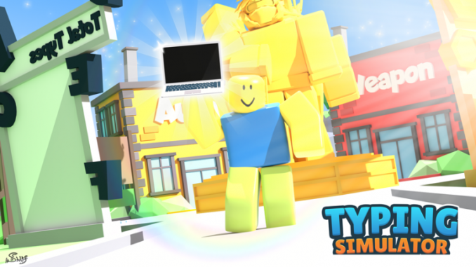 Roblox – Typing Simulator Codes (July 2021) 2 - steamlists.com