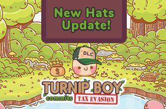 Turnip Boy Commits Tax Evasion – Graveyard Pumpkin Puzzle Hint 1 - steamlists.com